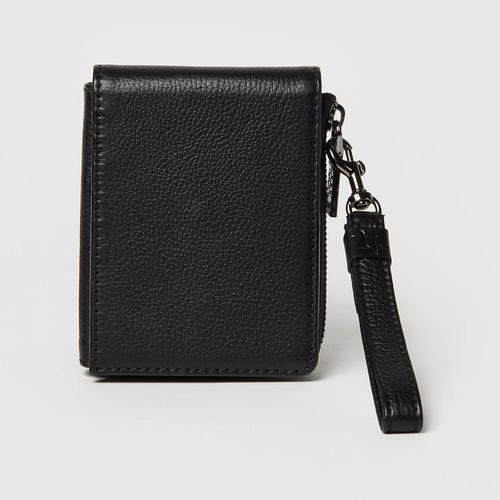 Longlai Mini Wallet Black Colour