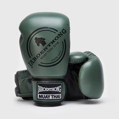 MUAY THAI STREET Boxing size 14 OZ. - Dark Green