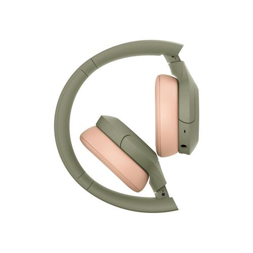 Sony WH-H810 h.ear on  Wireless Headphones - Green