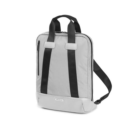 MOLESKINE Metro Vertical Device Bag - Ash Grey