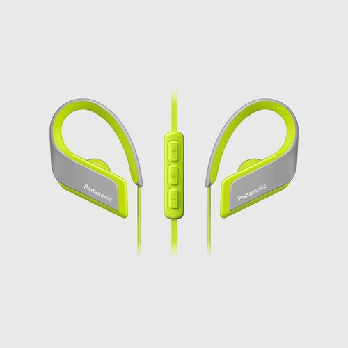 Panasonic Wireless Sport Headphones RP-BTS35 Yellow