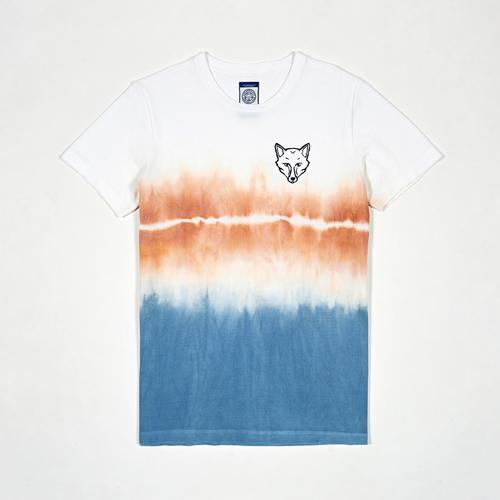 Leicester City Football Club Thai Natural Dye T- Shirt, Blue and Yellow Colour Size L