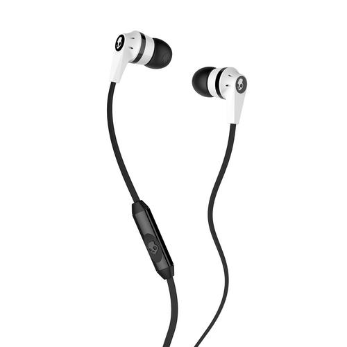 Skullcandy INK'D 2 Earbud Headphones (White)