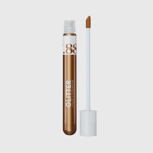 VER.88 Glitter Liquid Eyeshadow 4.5G #05 Golden Brown