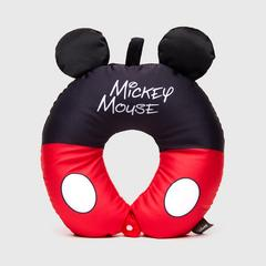 Disney Mickey Mouse Neck pillow Black&Red