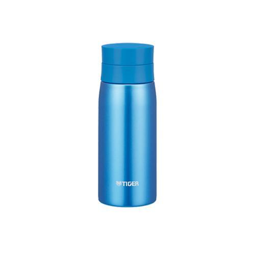 TIGER Stainless Steel Vauum Bottle 350 ml. MCY - Blue