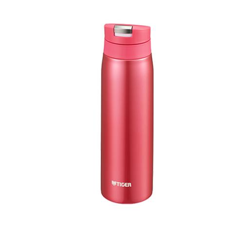 TIGER Stainless Steel Vacuum Bottle 500 ml. MCX - Pink