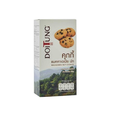 Doitung Macadamia Nut Cookies with Chocolate Chip