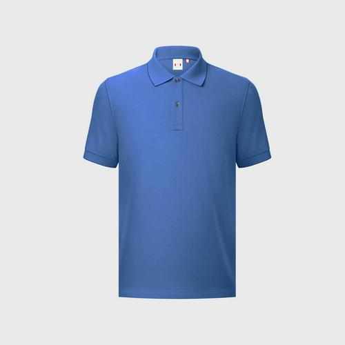 GQ PerfectPolo™  Polo - Med Blue size 39/40
