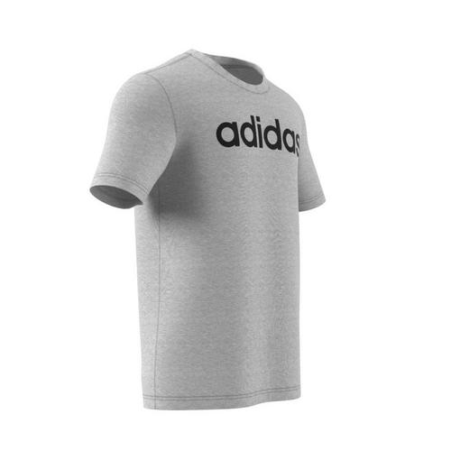ADIDAS E LIN TEE MEDIUM GREY HEATHER Size - XS