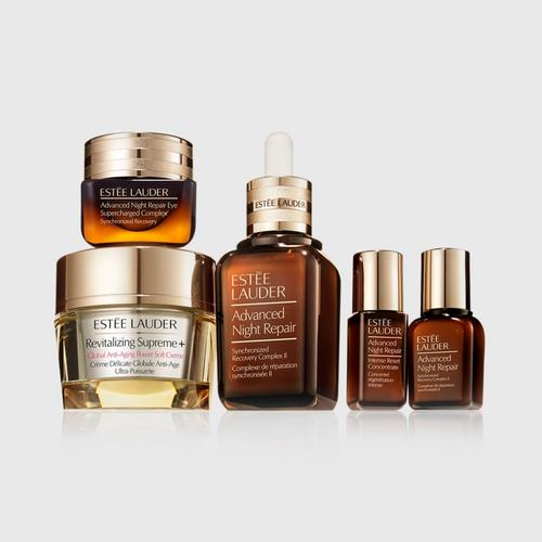 Estée Lauder Advance Night Repair Glowing Skin Essentials *King Power Exclusive