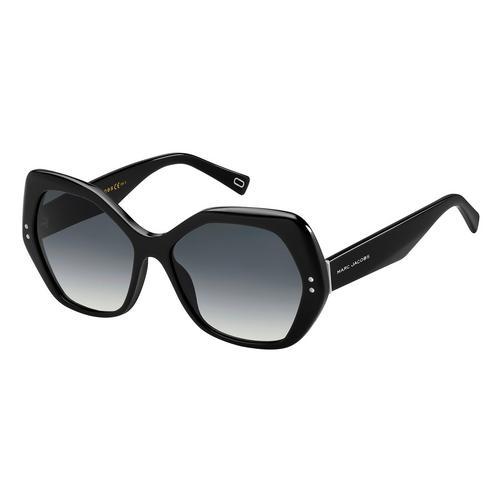 马克·雅可布 (MARC JACOBS) 太阳眼镜 Marc 117/S Black Acetate 56mm