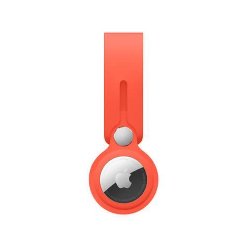 Apple AirTag Loop - Electric Orange