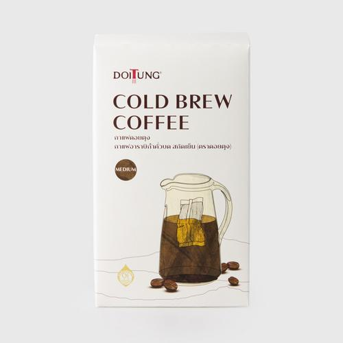 Doitung Cold Brew Roasted Arabica Coffee 150g.