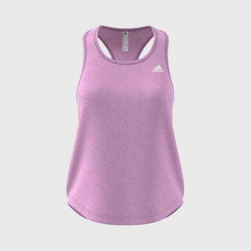 ADIDAS  W DNC TK TANK Size XS clear lilac UK
