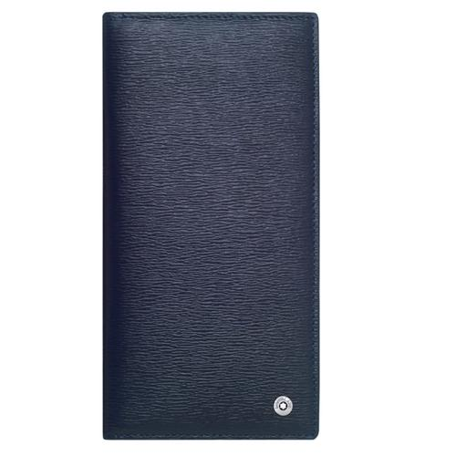 MONTBLANC 4810 Westside Long wallet 6cc with zipped pocket