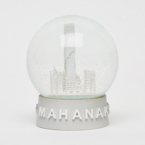 Mahanakhon SkyWalk Snow Globe