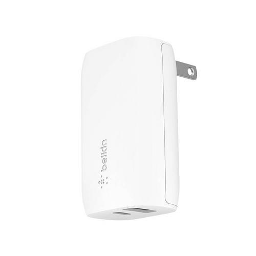 Belkin Wall Changer USB-C&USB-A 32W  - White