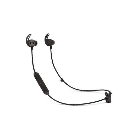 JBL UA Sport Wireless REACT In-Ear-Black