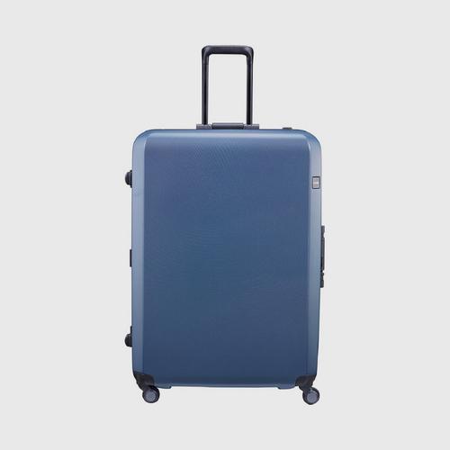 LOJEL Rando Large 4 Wheels TSA Lock-Steel Blue