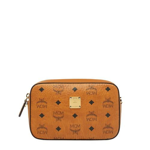 MCM Camera Bag in Visetos Original