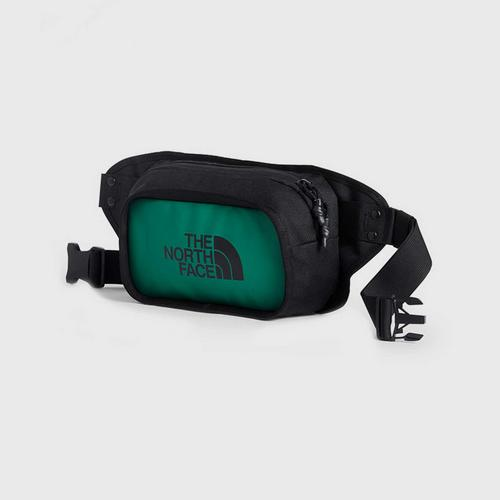 THE NORTH FACE EXPLORE HIP PACK EVERGREEN/TNF BLACK