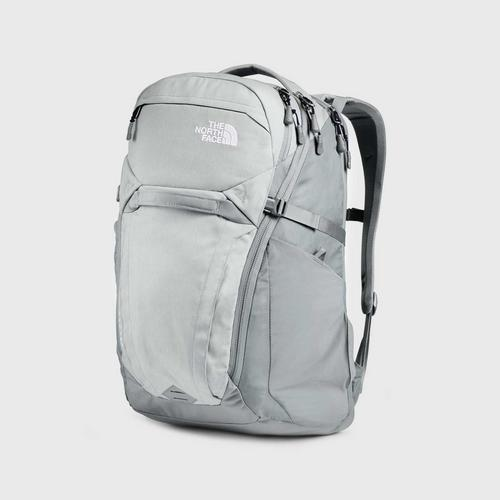 THE NORTH FACE ROUTER HIGH RISE GREY LIGHT HEATHER/TNFNAVY