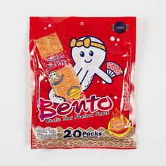 Bento Squid Seafood Snack- Sweet & Spicy (5gx20pack)
