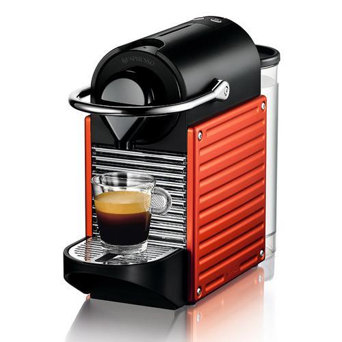 Nespresso Pixie Electric Red