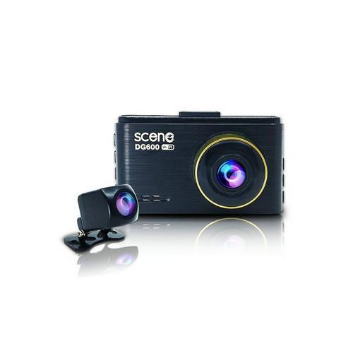 SCENE DG600 Car Camera WIFI (2K/1080P)