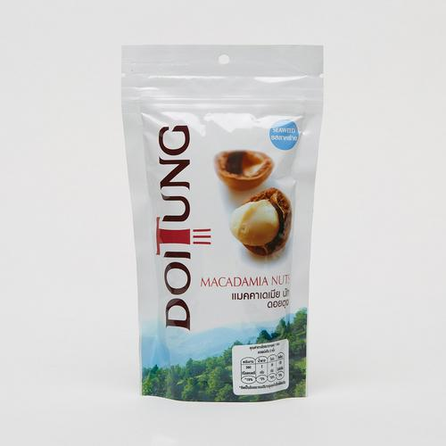 DoiTung Macadamia Nuts (Seaweed)-Stand up pouch 50 g.