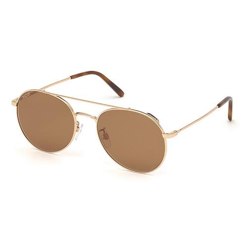 BALLY Vintage Brown Lens 59mm BY0008-D