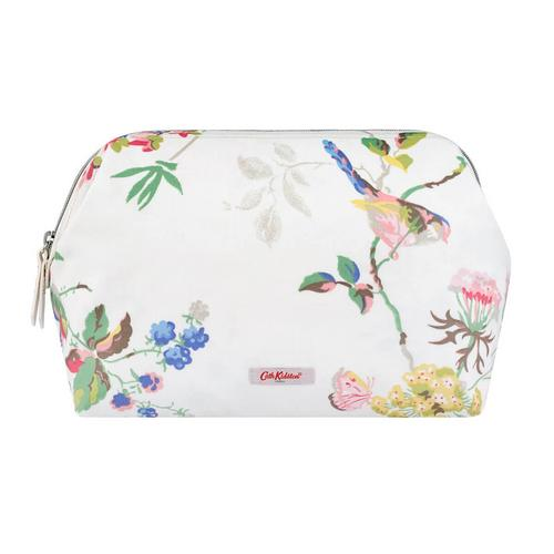 CATH KIDSTON BIRDS AND ROSES Frame Cosmetic Bag