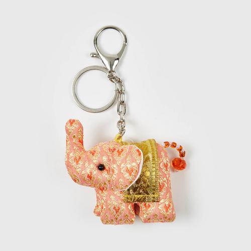 KACHA Keychain 大象钥匙扣 - 橘色