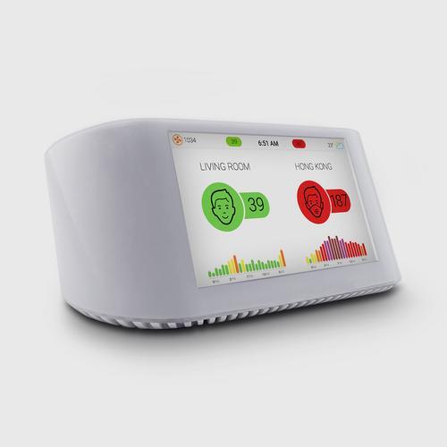 IQAirVisualPro空气质量检测仪