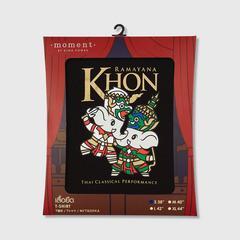 KING POWER MOMENT Khon T-Shirt - size S