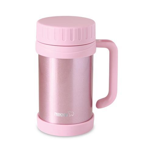 NIKKO Stainless Steel Vacuum Mug 500 ml.CHX -  Pink