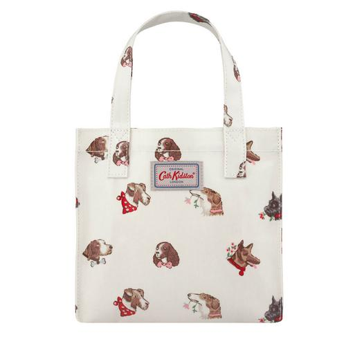 CATH KIDSTON DOG PORTRAITS Small Bookbag