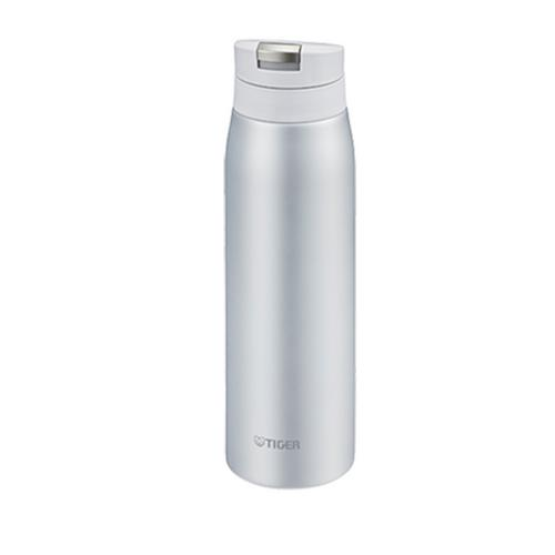 TIGER Stainless Steel Vacuum Bottle 600 ml. MCX - Silver