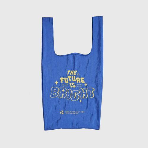 MAHANAKHON Shopping Bag - Bright / Blue