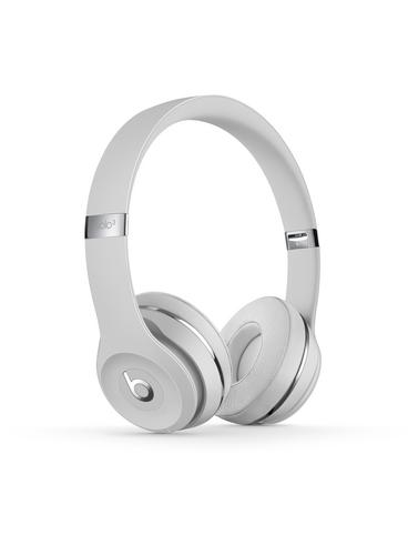 BEATS Solo3 Wireless  Headphones - Matte Silver