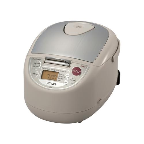 TIGER(虎牌) 日本制三合一微电脑电饭煲 - 白色 1.8L.