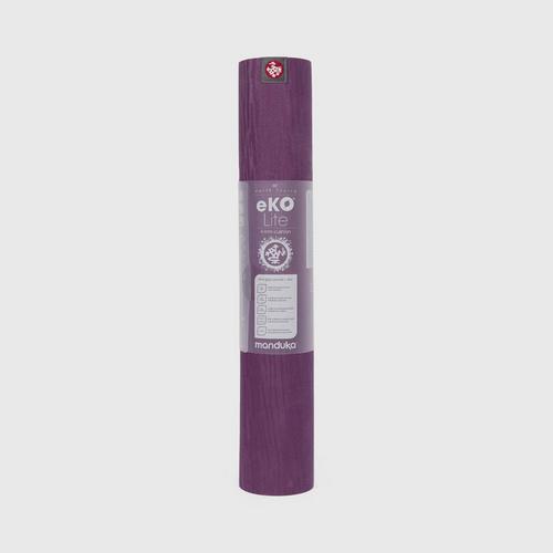 "Manduka eKO Lite Yoga Mat 4 mm - Acai - Midnight (71"")"