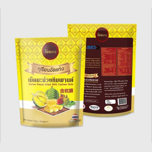 TAI HUANG DURIAN FREEZE DRIED WITH CASHEW NUTS