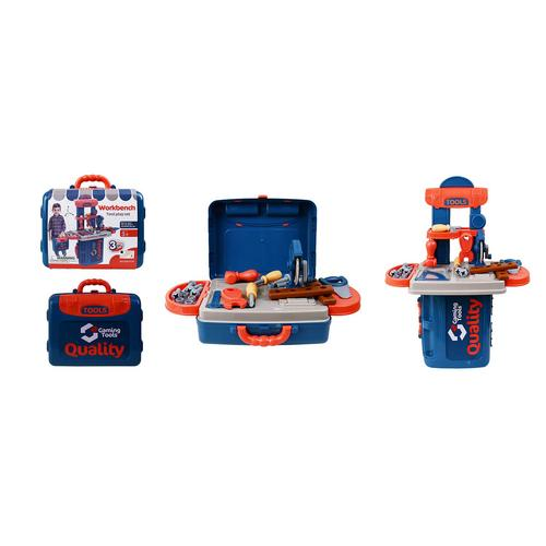 BB TOY  3 in 1 dressing bag with accessories.