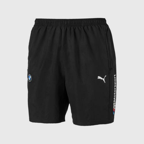 PUMA M/BMW MMS Men's Woven Shorts Puma Black SIZE S UK