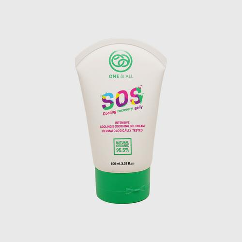 ONE & ALL SOS 运动恢复霜 -100ml