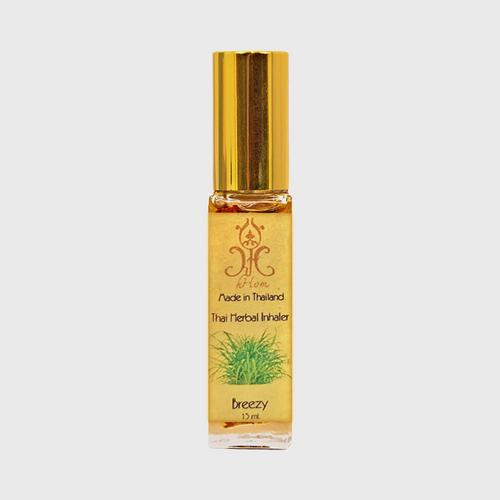 Thai Aroma Herbal Oil Breezy 15ML