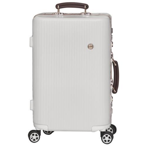 "COVE Luggage Sapphire Series Ivory White 24"""