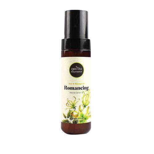 Phutawan Romancing Bath & Massage oil 130 ML.